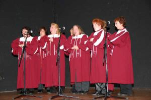 Double Quartet Contest 2007